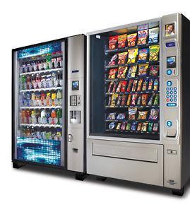 Global Vending Machine Market