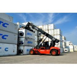 Global Port Reach Stacker Market 2017 - CVS Ferrari, Hyster,