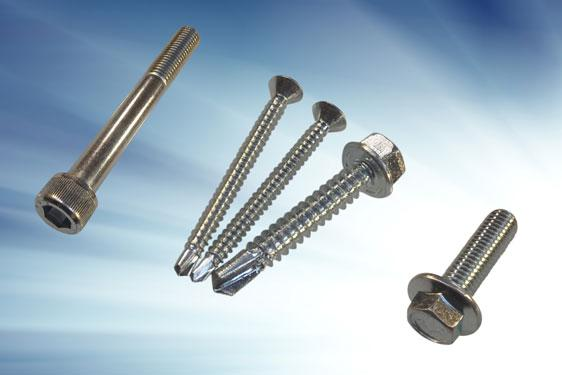 Thread forms for industrial screws and fasteners at Challenge Europe