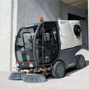 Global Automotive Suction Sweepers Market 2017 - DULEVO