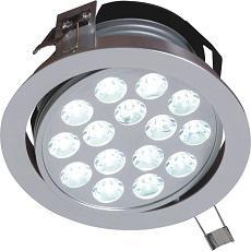 Global LED Downlights Market 2017 - OSRAM, Philips Lighting, GE