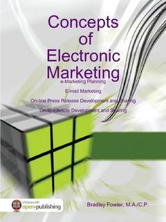Electronic Marketing eCourse for Businesses and Organizations