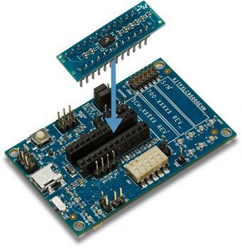 Xtrinsic MAG3110 3-Axis Magnetometer Overview