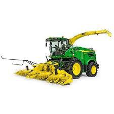 Global Forage Harvester Market 2017 - AGCO, CLAAS, CNH