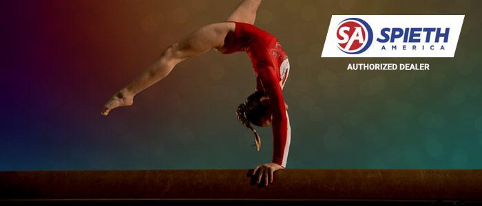 EZ Flex Now Offering Gymnastics Equipment from Spieth America