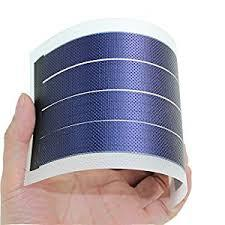 Global Flexible Thin Film and Printed Battery Market 2017- Blue