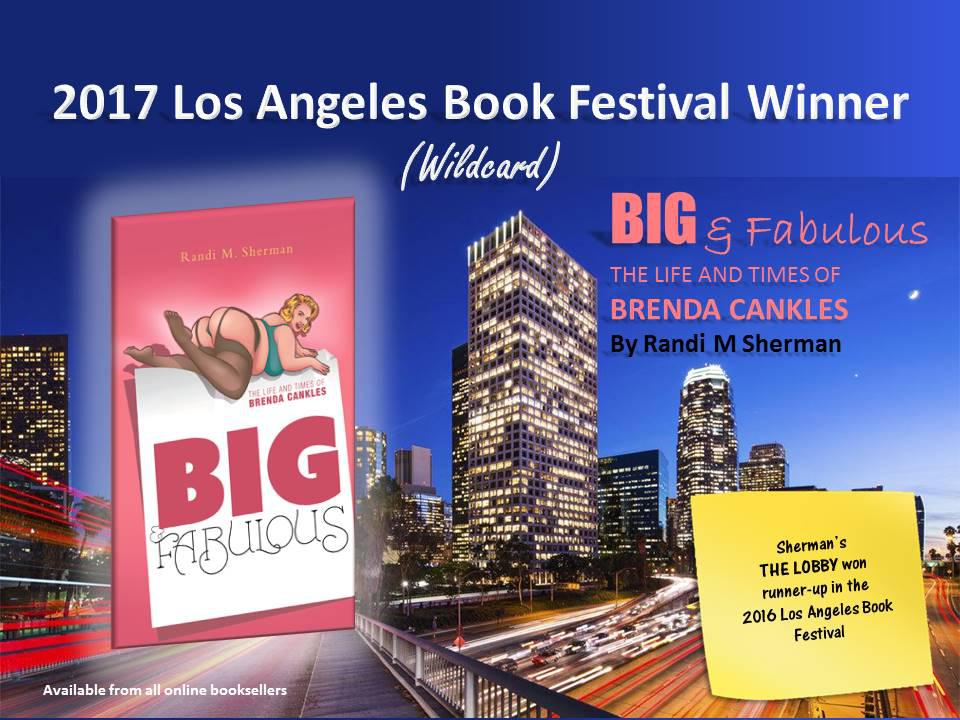 Los Angeles Book Festival Winner