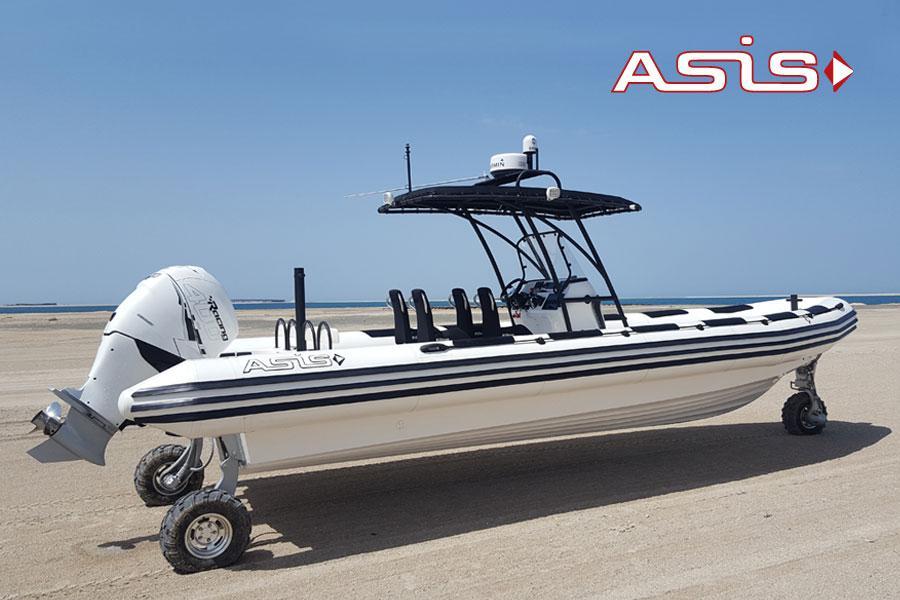 ASIS Amphibious 9.8m