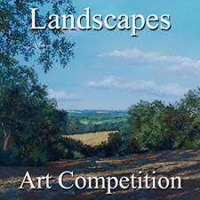 "7th Annual ""Landscapes"" Art Competition Announced by Art"
