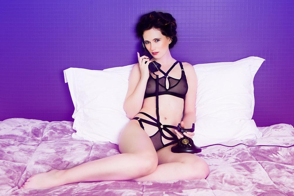Twisted Lingerie - Debut Collection