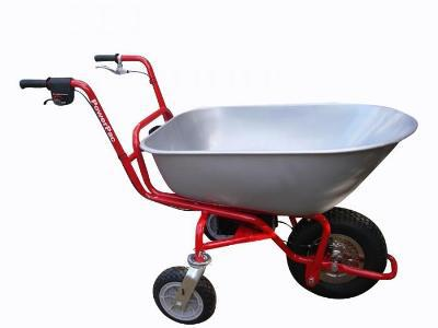 Global Electric Wheelbarrow Market 2017 - Muck Truck, Overland,