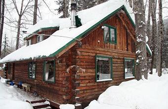 Milled Log Homes market