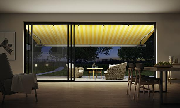 With the iF Design Award the cassette awning markilux 970 received the third design award.