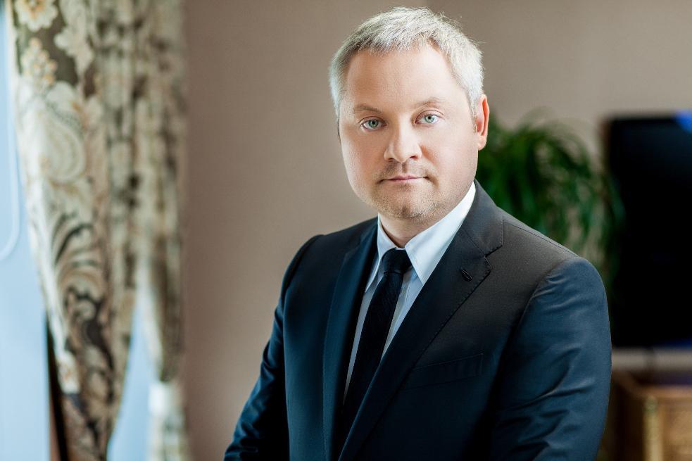 Igor Iankovskyi, businessman, philanthropist