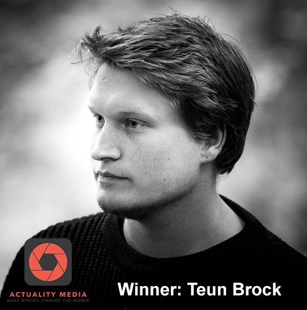 Tuen Brock takes out Actuality Media's documentary competition.