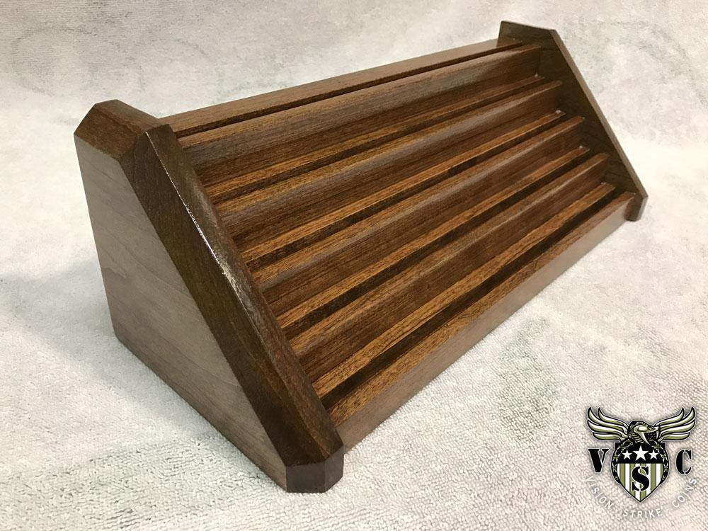 https://vision-strike-coins.com/product/coin-racks/cherry-wood-challenge-coin-rack/