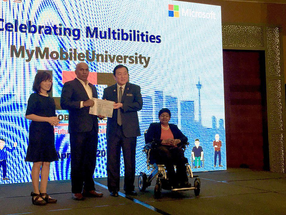 MyMobileUni Content Partner For Microsoft Malaysia?s M-Powered Portal