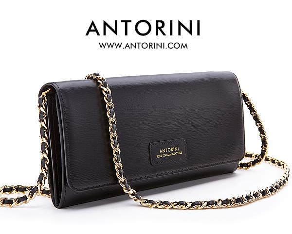 Women's Designer Wallets and Purses / ANTORINI Ladies' Wallets