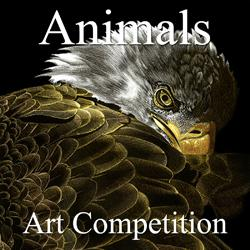 "7th Annual ""Animals"" Art Competition Announced by Art Gallery"