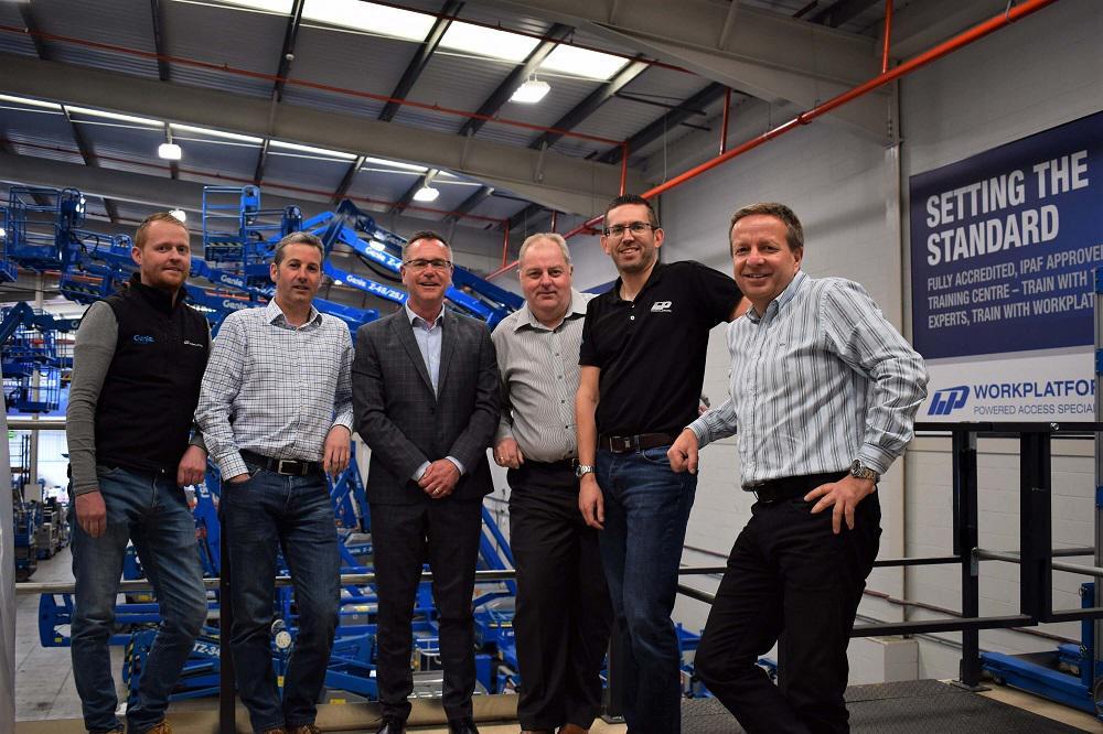 left > right:Adam Smith, Tony Campana, Paul Harbey, Glyn Goodwin, Dean Brooks, Jonathan Hull