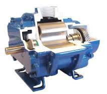 Positive Displacement Air Pump