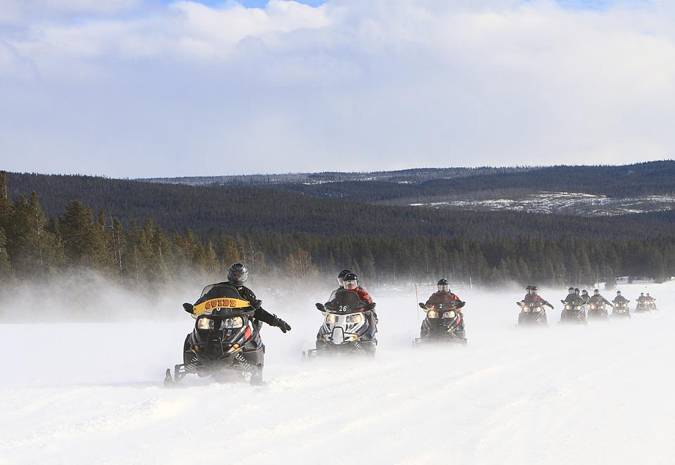 Snowmobiles Market - Industry Analysis, Size, Trend, Overview,