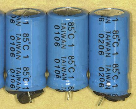 Organic Dielectric Capacitors Market