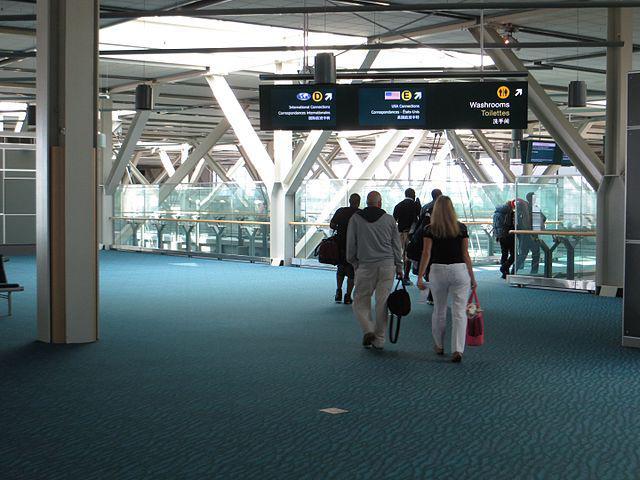 Airport Walkway Market