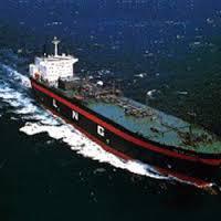 Floating LNG Tanker