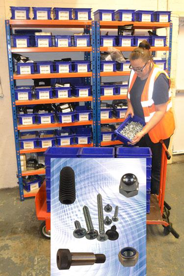 Challenge Europe support growing UK manufacturing demand for threaded fasteners