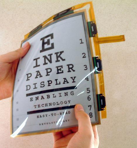 Global E-paper Display Market 2022