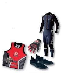Jet Skiing Equipment