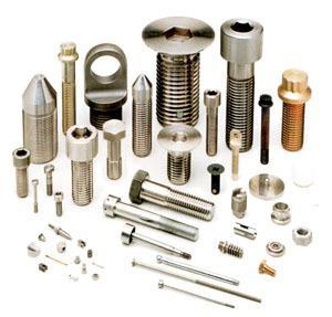 Aerospace Titanium Fasteners