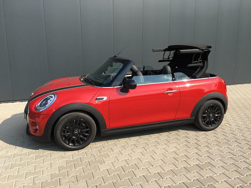 SmartTOP Additional Soft Top Control by Mods4cars Now Available