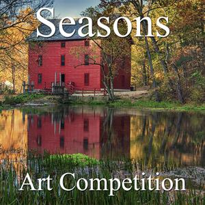 "6th Annual ""Seasons"" Online Art Competition Announced"