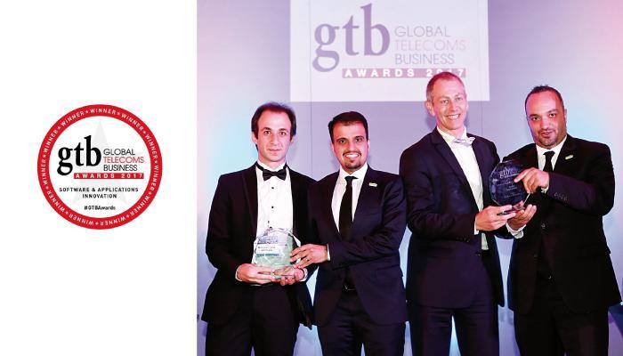 GTB Awards - Astellia and Zain Saudi Arabia