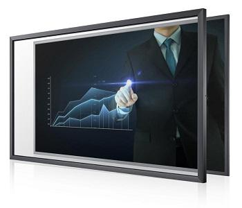 Global Infrared Touch Screen Display Sales Market 2017 - Elo