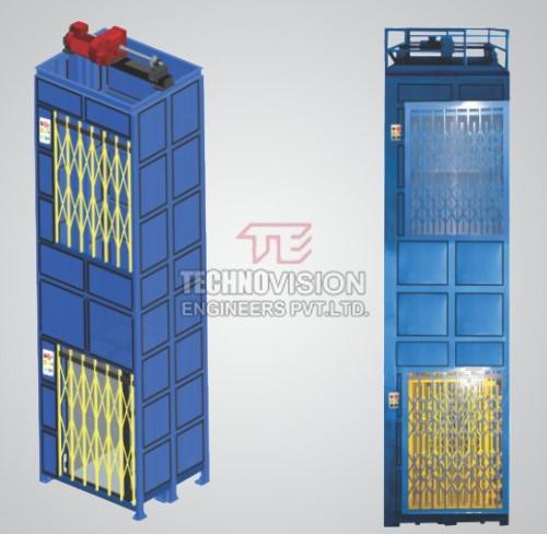 Vertical Reciprocating Conveyor(VRC) - Manufacturer