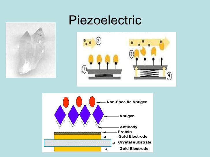 Piezoelectric Biosensors