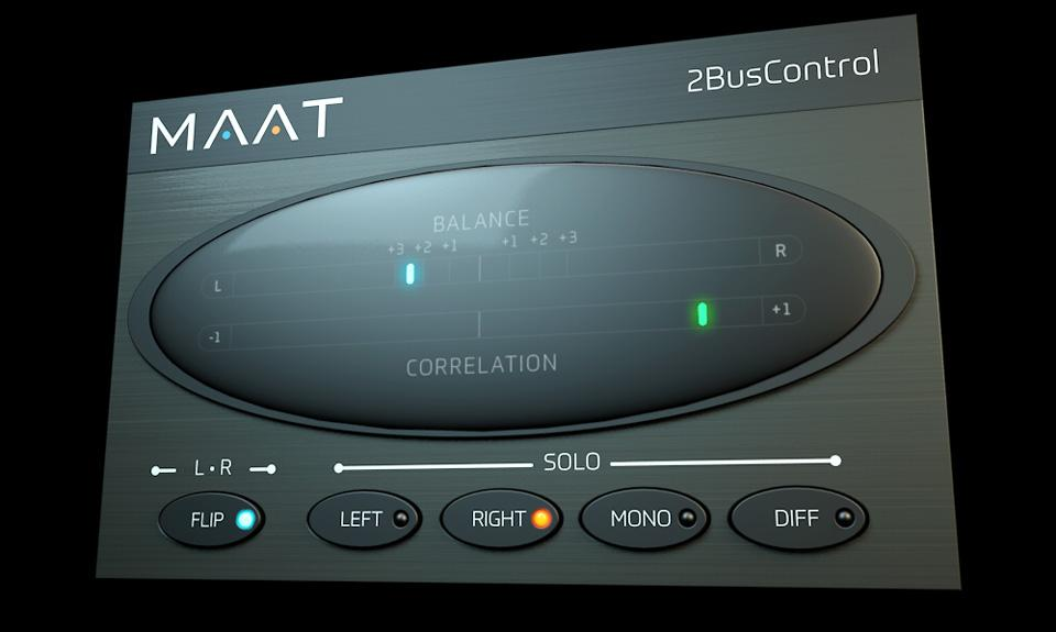 Download MAAT's new plug-in, the free 2BusControl!