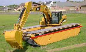 Amphibious Excavators Market: Global Amphibious Excavators