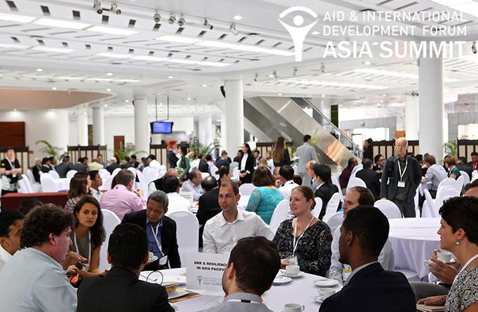Humanitarian Leaders To Gather At Aid & Development Asia Summit Next Week