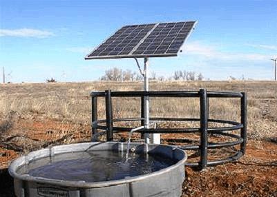 Solar Water Pumps Market