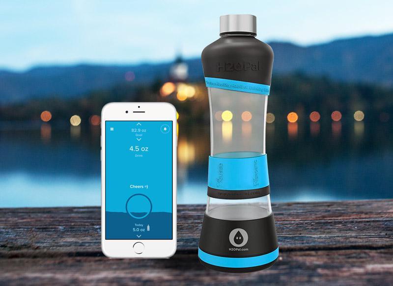 Smart Bottle Market By Application Type : Water bottle,