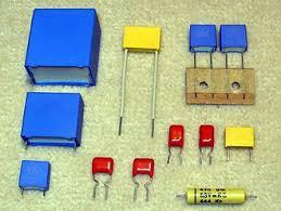 Paper & Plastic Film Capacitors