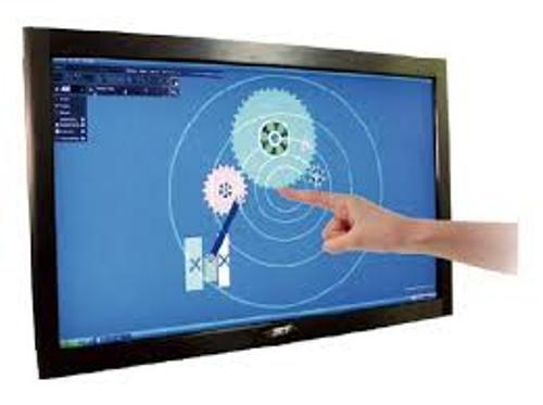 Global Infrared Touch Screen Display Market 2017 - Planar