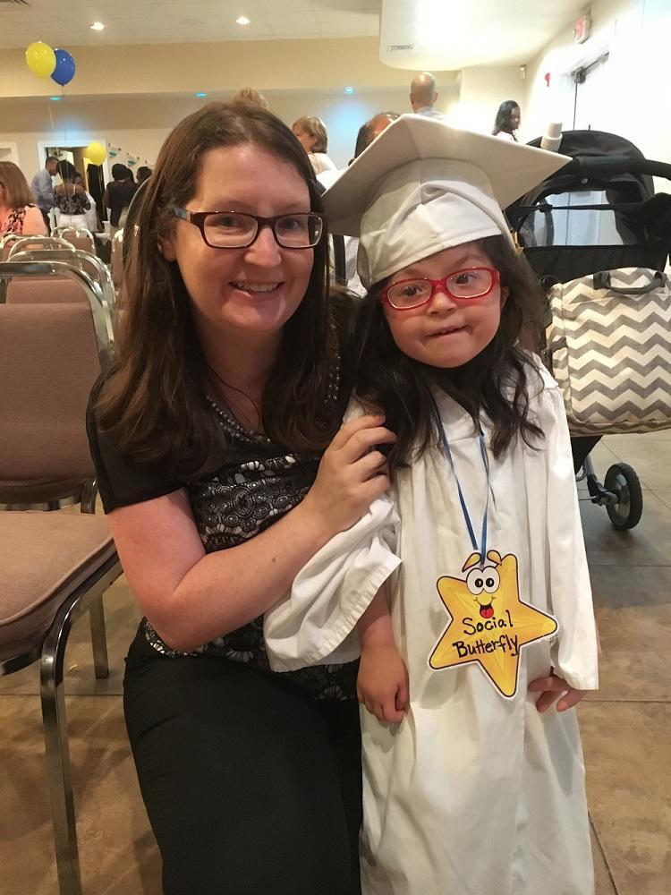 ASC's Early Intervention Preschool Class of 2017 Graduates