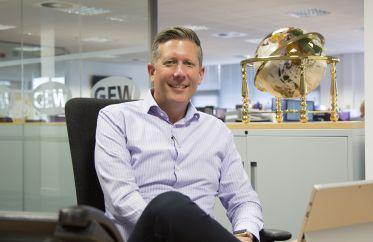 Marcus Greenbrook, Director, International Sales at GEW