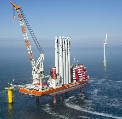 Global Offshore Wind Turbine Installation Vessel Market 2017 -
