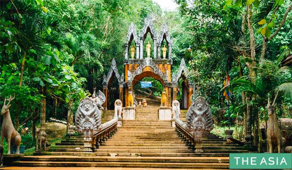 The Asia adds Siem Reap to its list of tourist hotspots